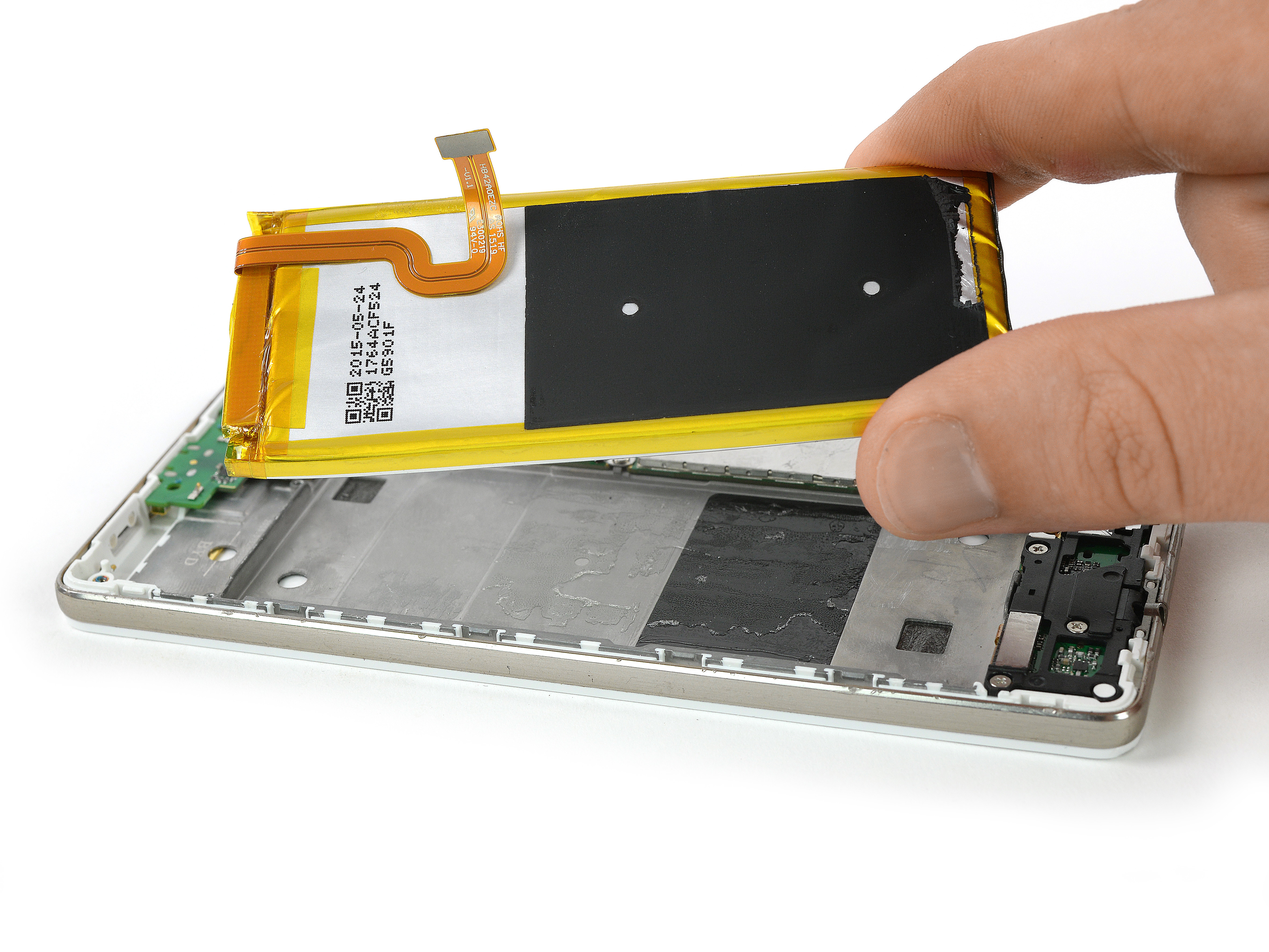 huawei p8 lite battery replacement ifixit repair guide. Black Bedroom Furniture Sets. Home Design Ideas