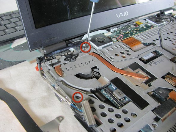 Image 1/2: Remove keyboard tray