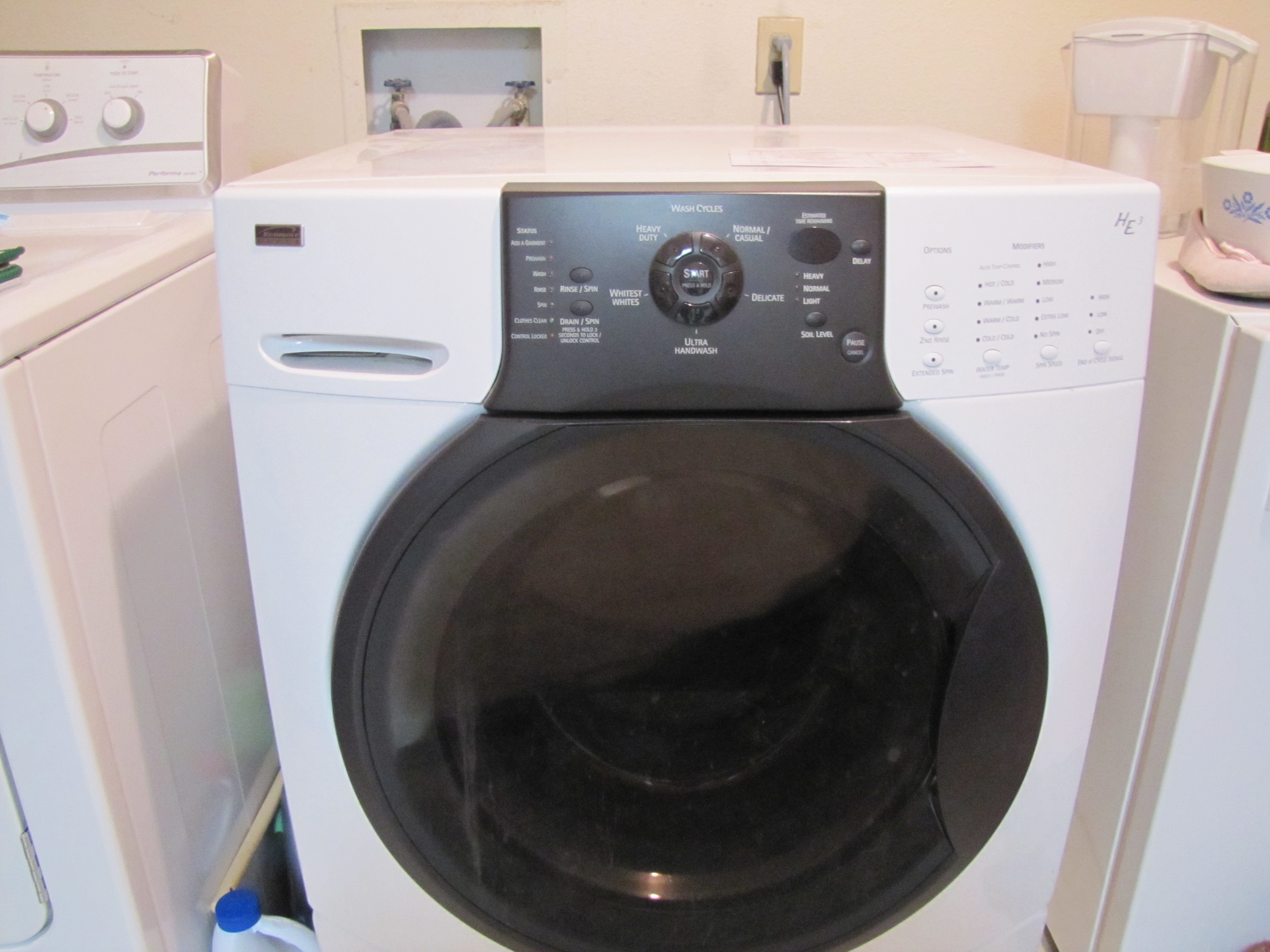 kenmore elite he3 washing machine repair ifixit rh ifixit com Kenmore Elite HE3t Manual PDF sears kenmore he3t washer manual