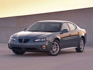 Pontiac Grand Prix Repair