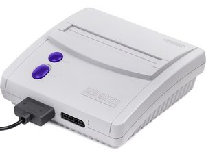 Super Nintendo Entertainment System (SNS-101) Repair