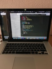 SOLVED: I got vertical lines and screen split with space on MacBook
