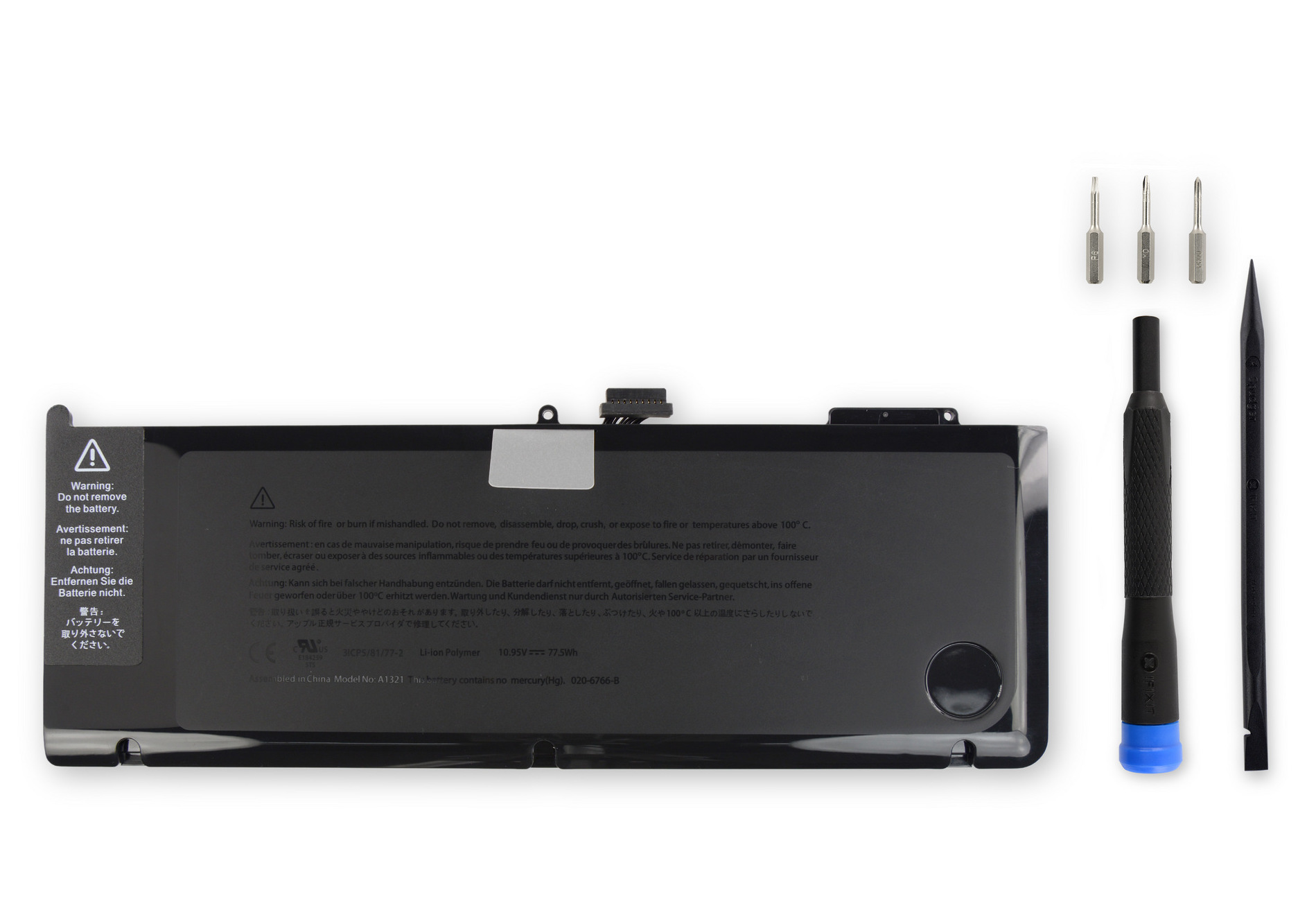 How To Tell If Your Mac Laptop Needs A New Battery Ifixit Area 17 What Sai Electronics Symbols Ne Power Plugs Typical Macbook Fix Kit