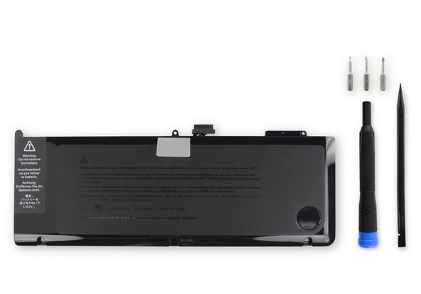 Mac laptop battery fix kit