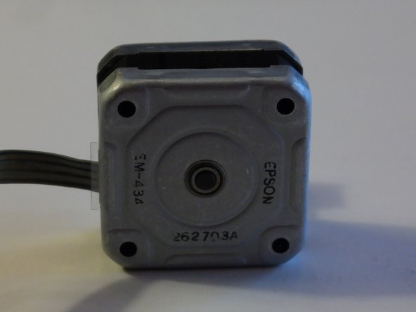 Image 2/2: ''If you know what voltage this motor runs at or its pinout, please leave a comment!''