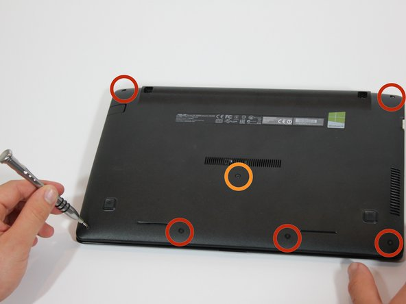 Asus X200MA Battery Replacement