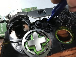 Xbox One Elite Controller (Model 1698) Disassembly