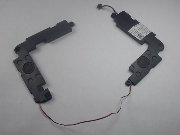 Dell Inspiron 15-7547 Speakers Replacement