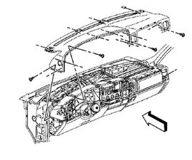 SOLVED: Need to Replace radio antenna - 1999-2007 Chevrolet