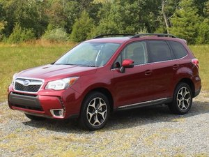 Subaru Forester Repair