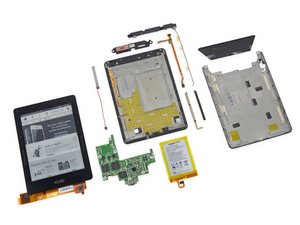 Kindle Voyage Teardown