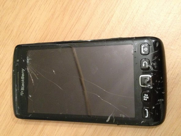 BlackBerry Torch 9860 Handset Disassembly