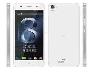 Lava Iris X8 Smartphone