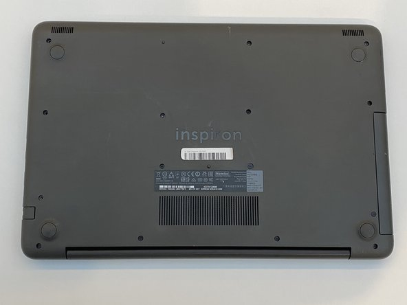 Dell Inspiron 15-5567 Back Cover Replacement