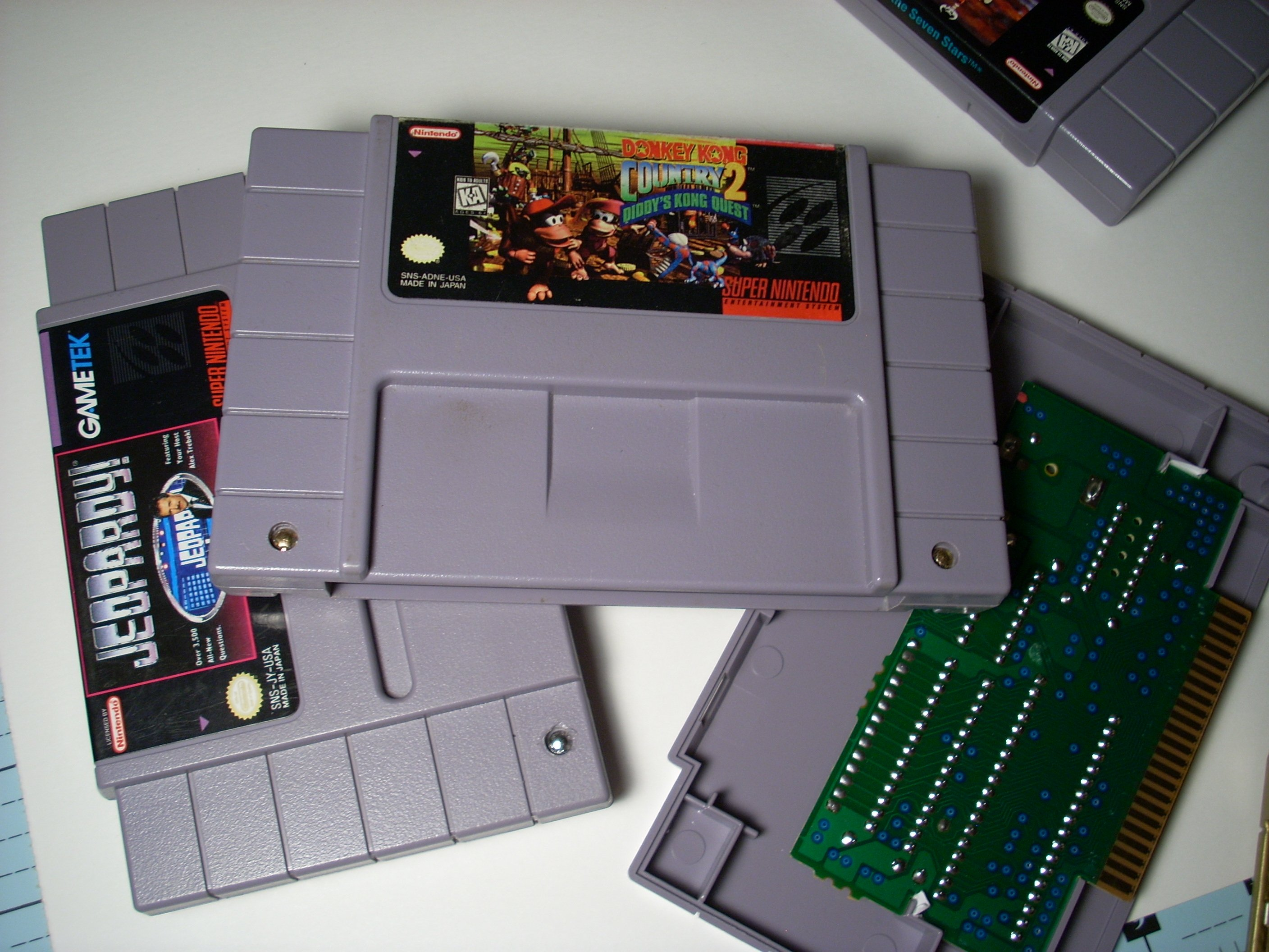 Super Nintendo Cartridge Replacement Ifixit Repair Guide