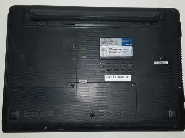 Asus U56E-BBL6 Battery Replacement
