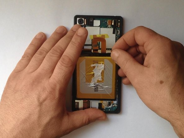 リチウムーポリマーバッテリーは3.8V、3200mAhです。
