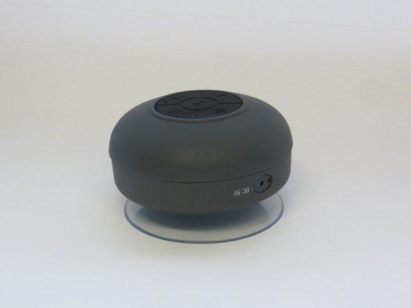 Waterproof Bluetooth HEMA speaker Battery Replacement