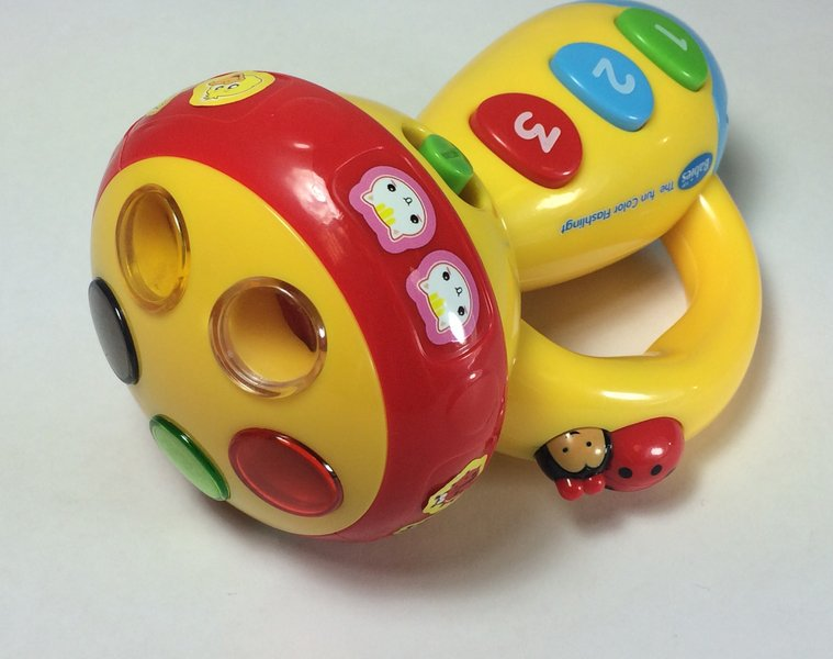 vtech spin and learn color flashlight | eBay