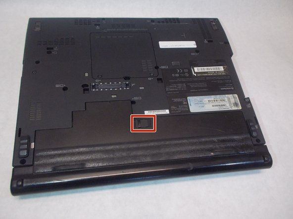 Lenovo Thinkpad X201 Tablet Battery Replacement