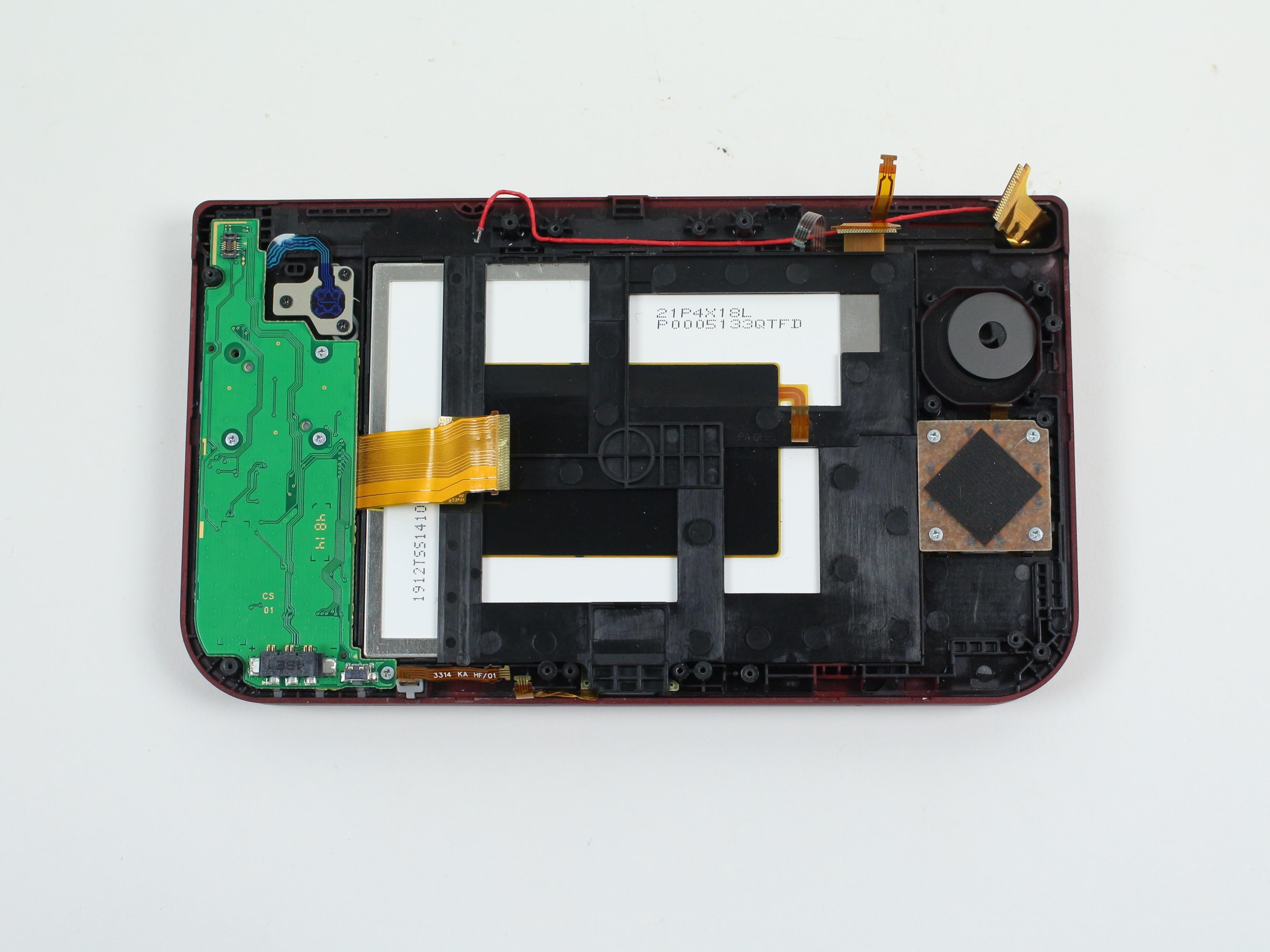 New 3ds Xl Repair Ifixit Nintendo Wiring Diagram Motherboard