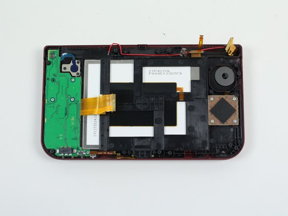 Nintendo 3DS XL 2015 Motherboard Replacement