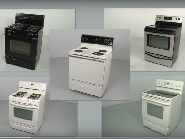 How Does An Electric Stove  & Oven Work?