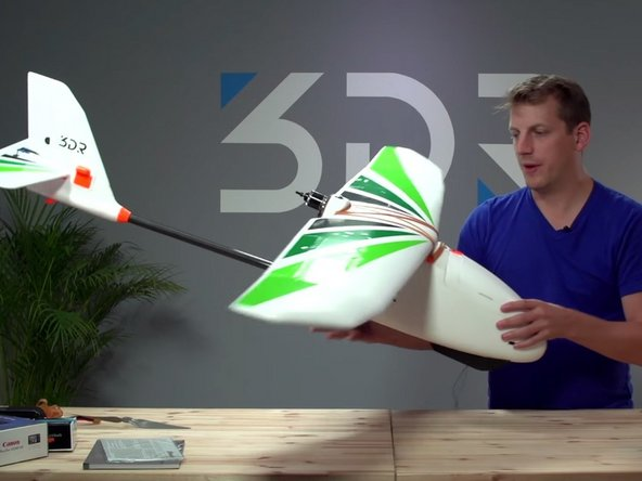 How to assemble 3DRobotics Aero-M
