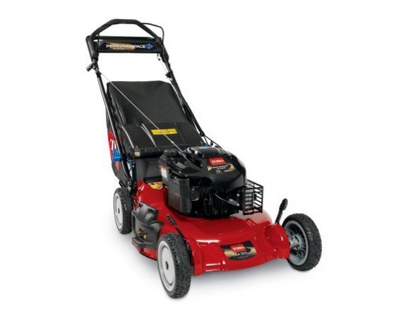 SOLVED: White smoke and spitting oil? - Toro Lawn Mower - iFixit