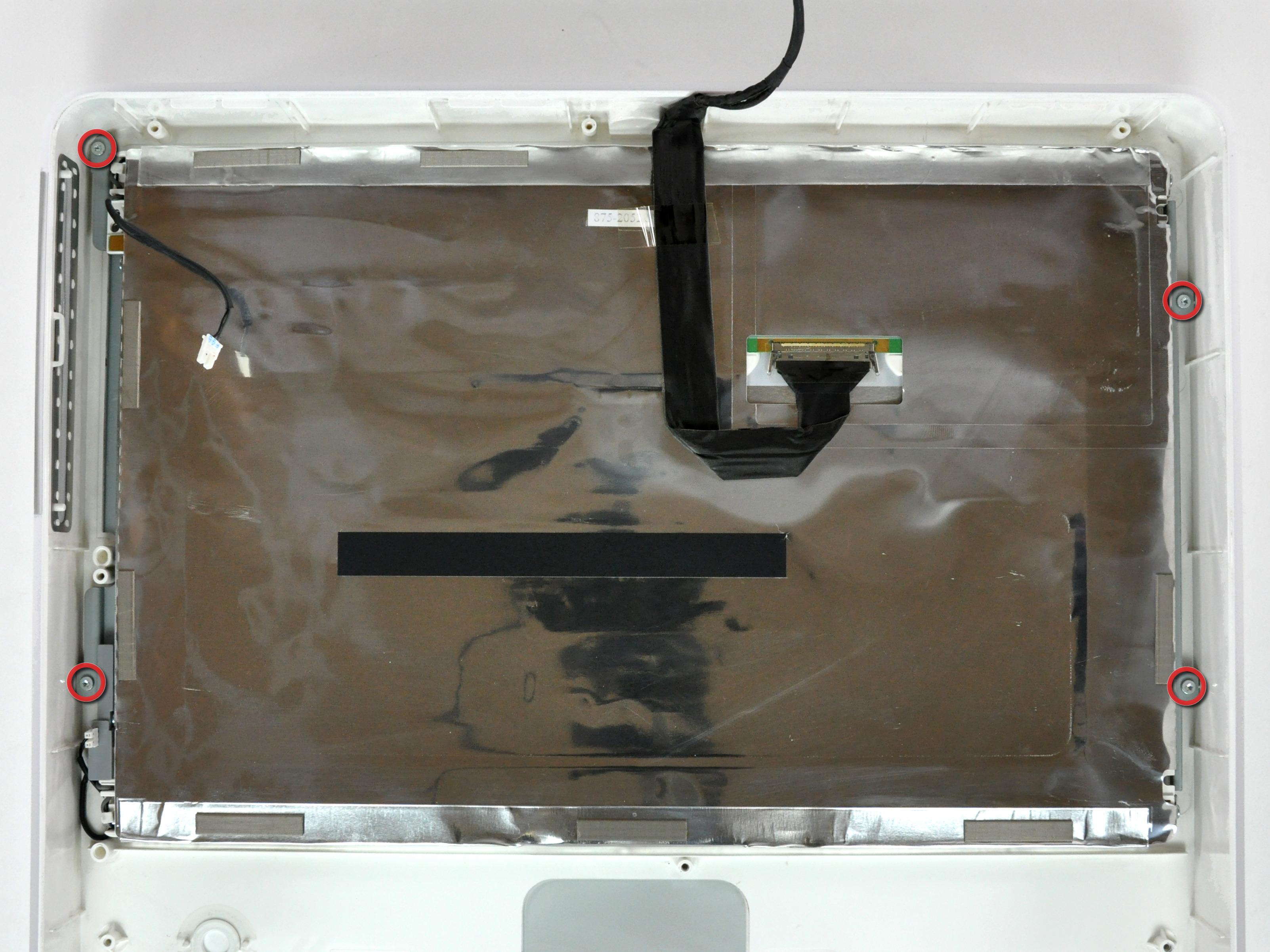 imac g5 17 model a1058 display replacement ifixit repair guide rh ifixit com iMac G1 iMac G6