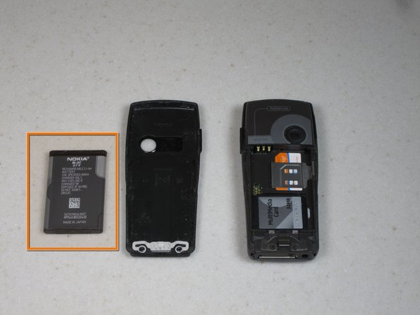 Nokia 6230b Battery Replacement