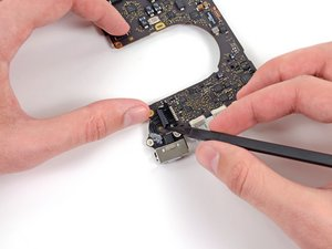 "MacBook Pro 13"" Retina Display Late 2012 MagSafe DC-In Board Replacement"