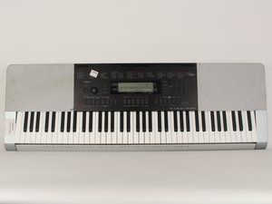 Casio WK-220 Repair