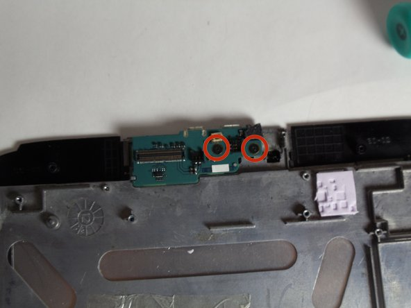 Lenovo IdeaTab S2109A-F I/O Panel Replacement