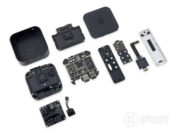 Apple Tv 4th Generation Teardown Ifixit