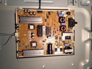 No Screen just sound LG - LG Television - iFixit