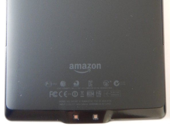 Kindle 4 Battery Replacement