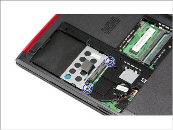 Dell Vostro 3300 Hard Drive Replacement