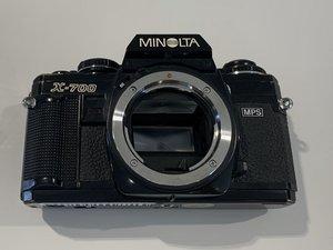 Minolta X-700 Repair