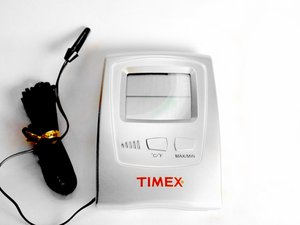 Timex TX5020 LCD Electronic Thermometer Teardown