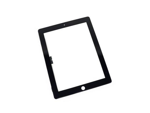 iPad 3 4G フロントパネルの交換