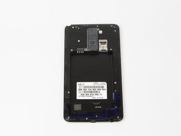 Remove the battery carefully to not damage the phone or the battery.