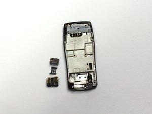 Installing Nokia 8290 Charging Port
