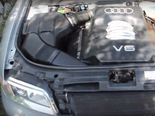 1994 2001 audi a4 b5 headlight bulb replacement 1994 1995 1996 rh ifixit com 1998 Audi A4 Quattro 1998 Audi A4 Body Kit