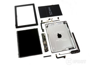 iPad 4 Wi-Fi Teardown