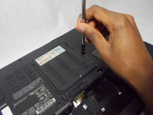Dell Inspiron 1501 RAM Replacement
