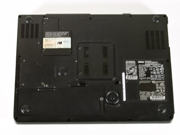 Dell Inspiron E1705 Lower Case Replacement