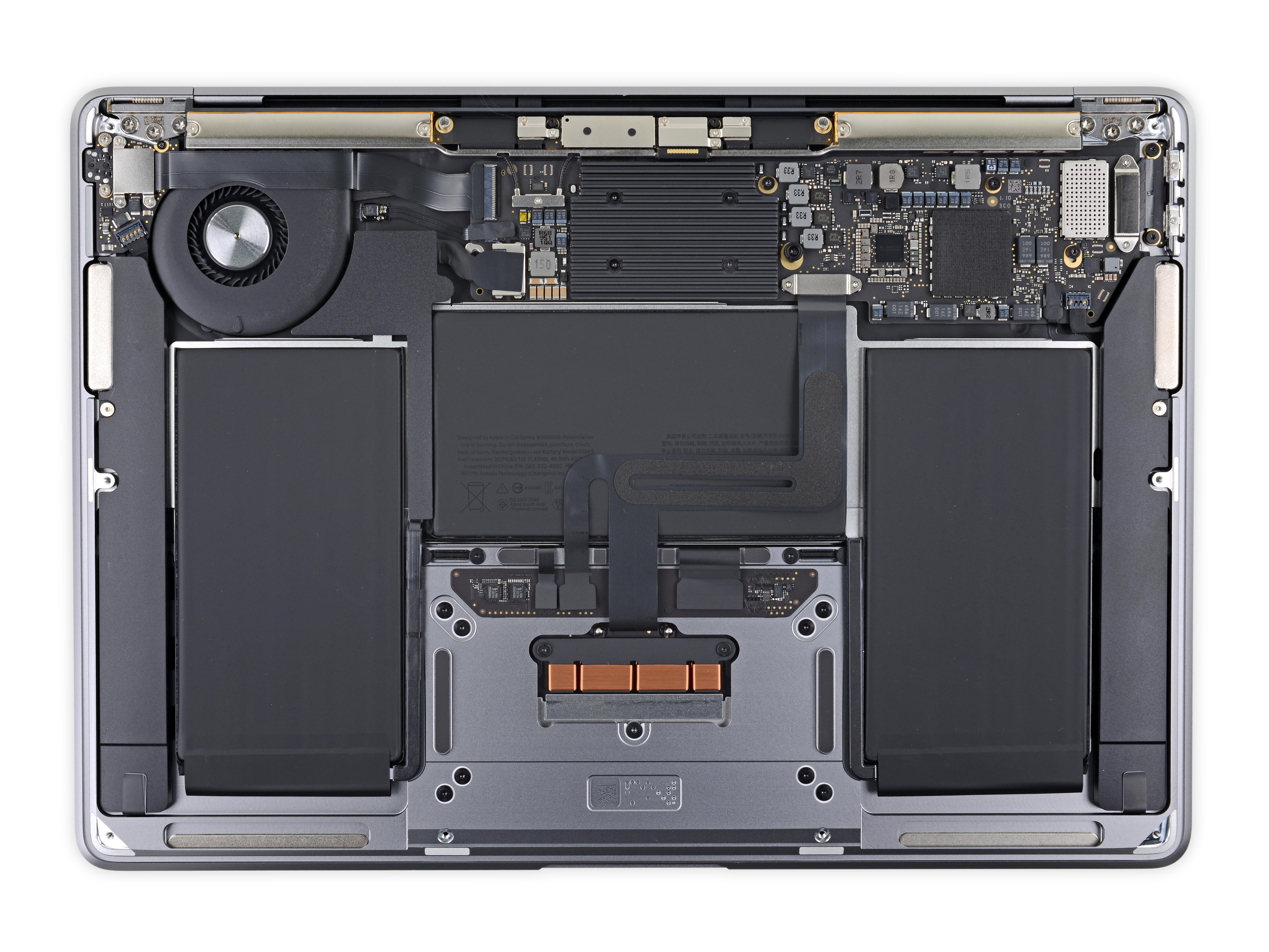 M1 Macbook Teardowns Something Old Something New Ifixit