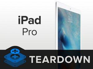 Разбираем iPad Pro