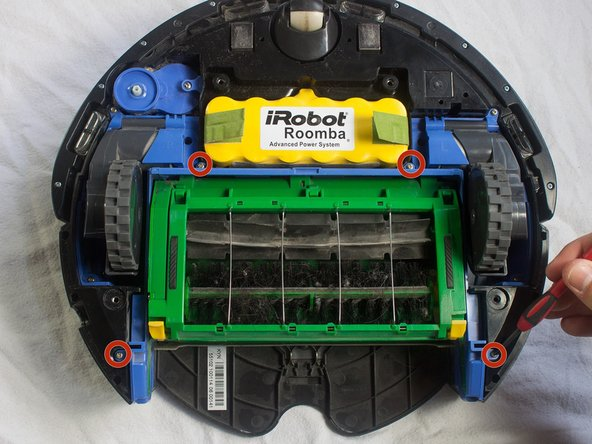 iRobot Roomba 551 Brush Case Replacement